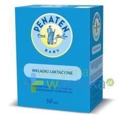 PENATEN wkładki laktacyjne dla kobiet 50 sztuk
