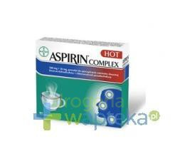 Aspirin Complex Hot 10 saszetek USTAWA!