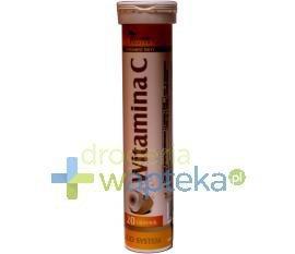 Witamina C 1000 mg 20 tab.mus. DONUM