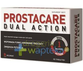 Prostacare Dual Action 60 tabletek  whited-out
