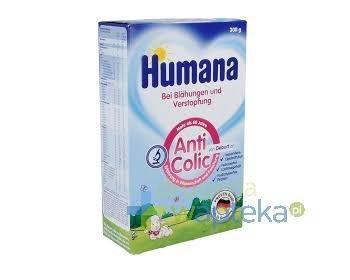 Humana AntiColic proszek 300 g  whited-out