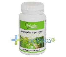 Skrzyp Polny i Pokrzywa 100 tabletek