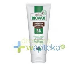 BIOVAX BB odżywka do włosów 60 sekund włosy słabe wypadające 200 ml