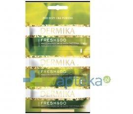 DERMIKA FRESH&GO Maseczka piękności 6ml