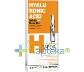 MEDIC HYALURONIC ACID Ampułki płyn 7 x 2 ml  whited-out