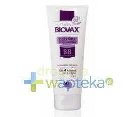 BIOVAX BB Odżywka do włosów 60 sekund włosy ciemne 200ml  whited-out