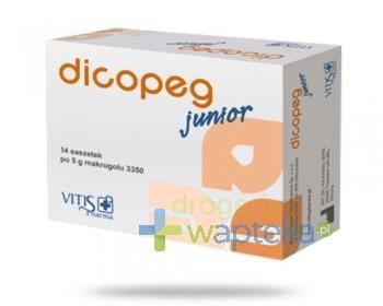 Dicopeg Junior 14 saszetek po 5 g