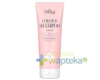 LBIOTICA Colour Professional Therapy Szampon włosy farbowane 250ml