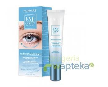 FLOS-LEK EYE CARE EXPERT Dermonaprawczy przeciwzmarszczkowy krem pod oczy 15ml