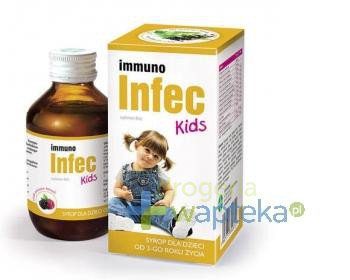 ImmunoINFEC Kids syrop 150 ml  whited-out
