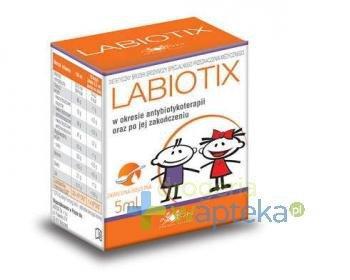 Labiotix zawiesina doustna 5 ml  whited-out