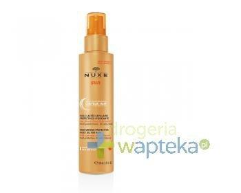 Nuxe Sun mleczny olejek do włosów nawilżający 100 ml
