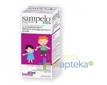 Sampelo Kids płyn 120 ml   whited-out