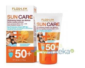 FLOS-LEK SUN CARE Ochronny krem na słońce SPF 50+ 50ml