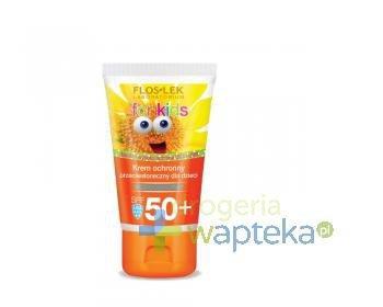 FLOS-LEK FOR KIDS Krem ochronny przeciwsłoneczny dla dzieci SPF 50+ 50ml