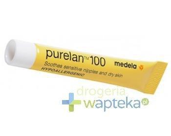 PureLan 100 Krem na brodawki piersi 7g