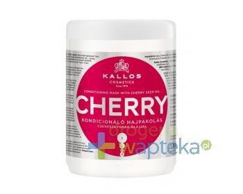 KALLOS KJMN Maska do włosów Cherry 1000 ml  whited-out