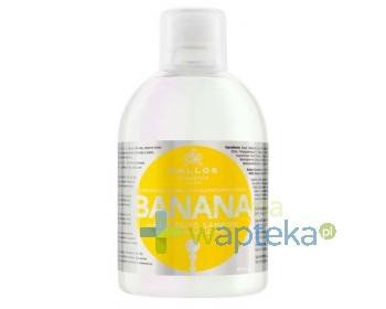 KALLOS KJMN Szampon Bananowy 1000 ml