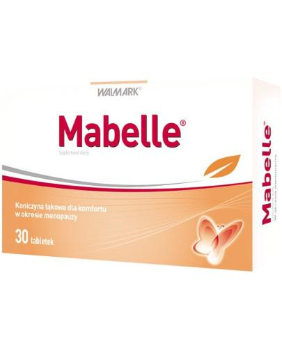 Mabelle na menopauzę 30 tabletek