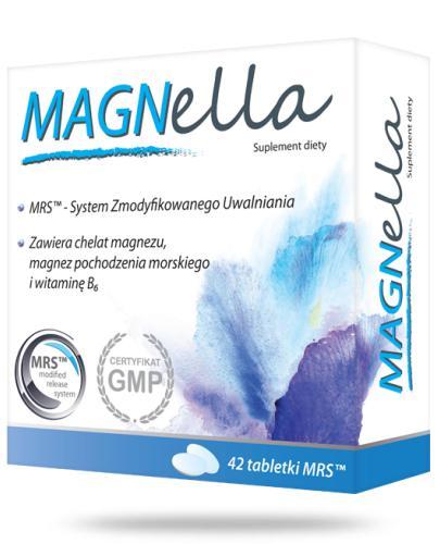 Magnella 42 tabletki