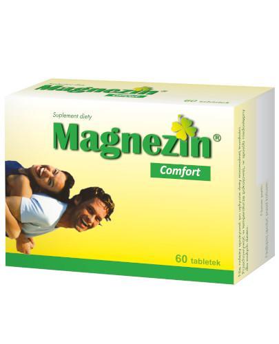 Magnezin Comfort 60 tabletek