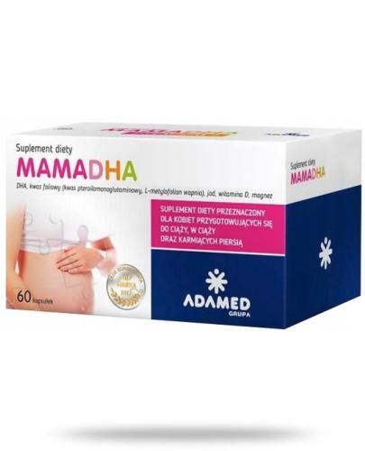 MamaDHA 60 kapsułek
