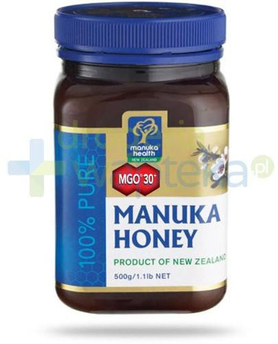 Manuka Health MGO 30+ miód manuka 500 g