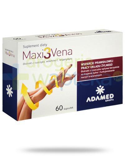 Maxi3Vena 60 kapsułek