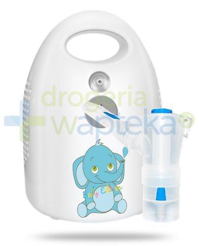Medel Family Plus Elefante inhalator pneumatyczno tłokowy 1 sztuka [Baby Edition]