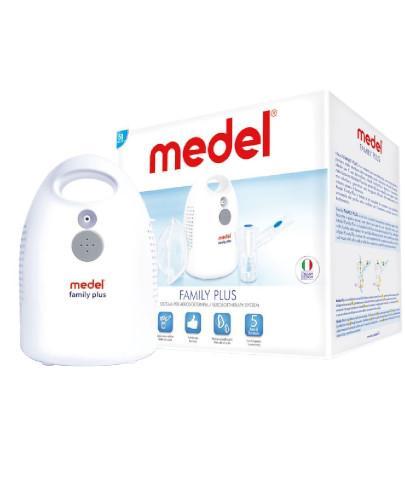 Medel Family Plus inhalator pneumatyczno tłokowy 1 sztuka