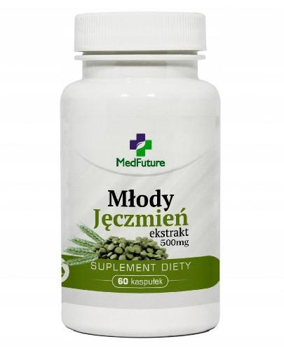 MedFuture Zielony Jęczmień 60 kapsułek