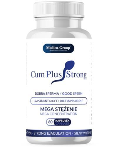Medica-Group Cum Plus Strong 60 kapsułek
