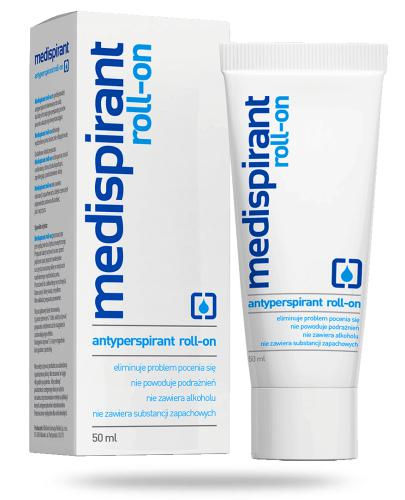 Medispirant antyperspirant roll on 50 ml