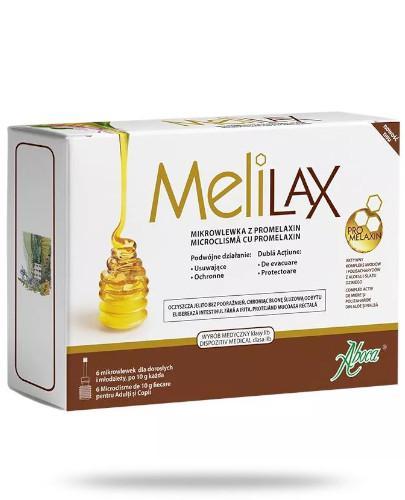 Melilax Adult mikrowlewka dla dorosłych 6 sztuk