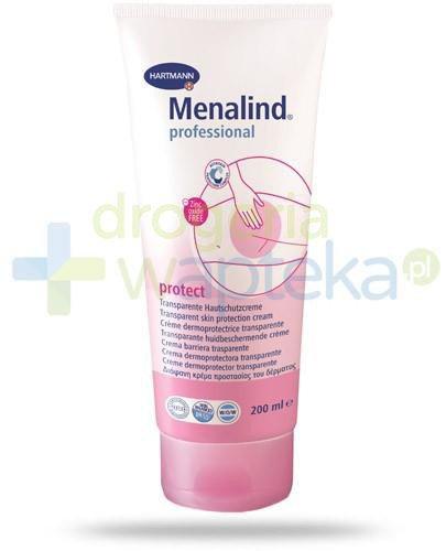 Menalind Professional Protect krem ochronny do skóry 200 ml  whited-out