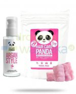 Noble Health Hair Care Panda Argan Style 50 ml + Hair Care Panda Travel Pack 70 g [ZESTAW]