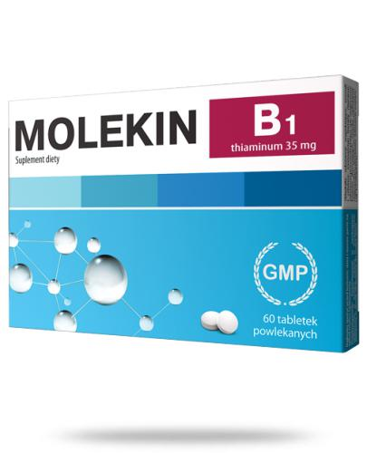 Molekin B1 35mg 60 tabletek