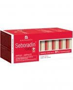 Seboradin Forte kuracja przeciw wypadaniu włosów 14 ampułek