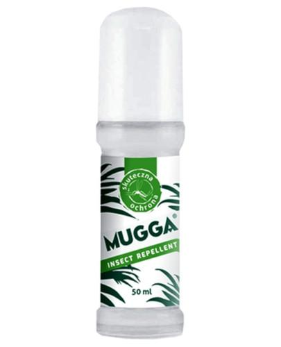 Mugga roll-on z 20% DEET na komary tropikalne i moskity 50 ml