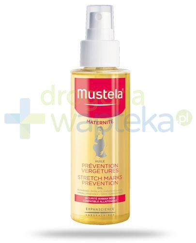 Mustela Maternite olejek przeciw rozstępom 105 ml
