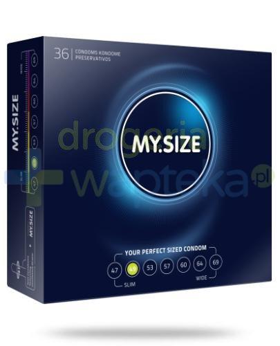 MY.SIZE 49 prezerwatywy 36 sztuk