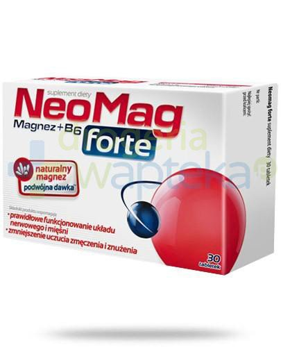 NeoMag Forte 30 tabletek