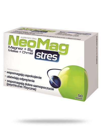 NeoMag Stres 50 tabletek