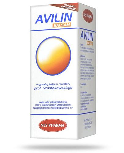 Nes Pharma Avilin balsam Szostakowskiego 100 ml  whited-out
