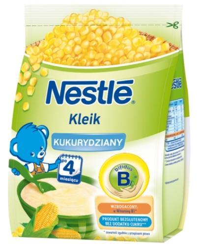 Nestlé Kleik kukurydziany dla niemowląt po 4. miesiącu 160 g