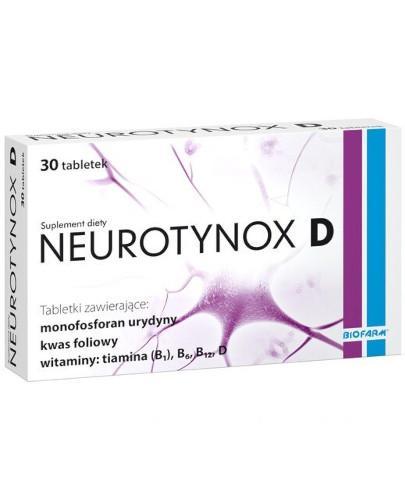 Neurotynox D 30 tabletek