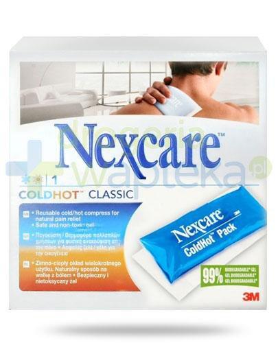 Nexcare Cold Hot Classic Pack zimno-ciepły okład 10cm x 26,5cm 1 sztuka
