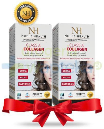 Noble Health Class A Collagen kolagen 2x 90 tabletek [ZESTAW]