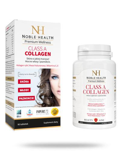 Noble Health Class A Collagen kolagen 90 tabletek