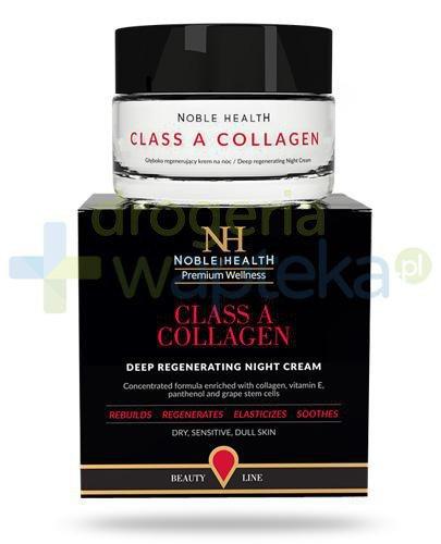 Noble Health Class A Collagen krem głęboko regenerujący na noc 50 ml